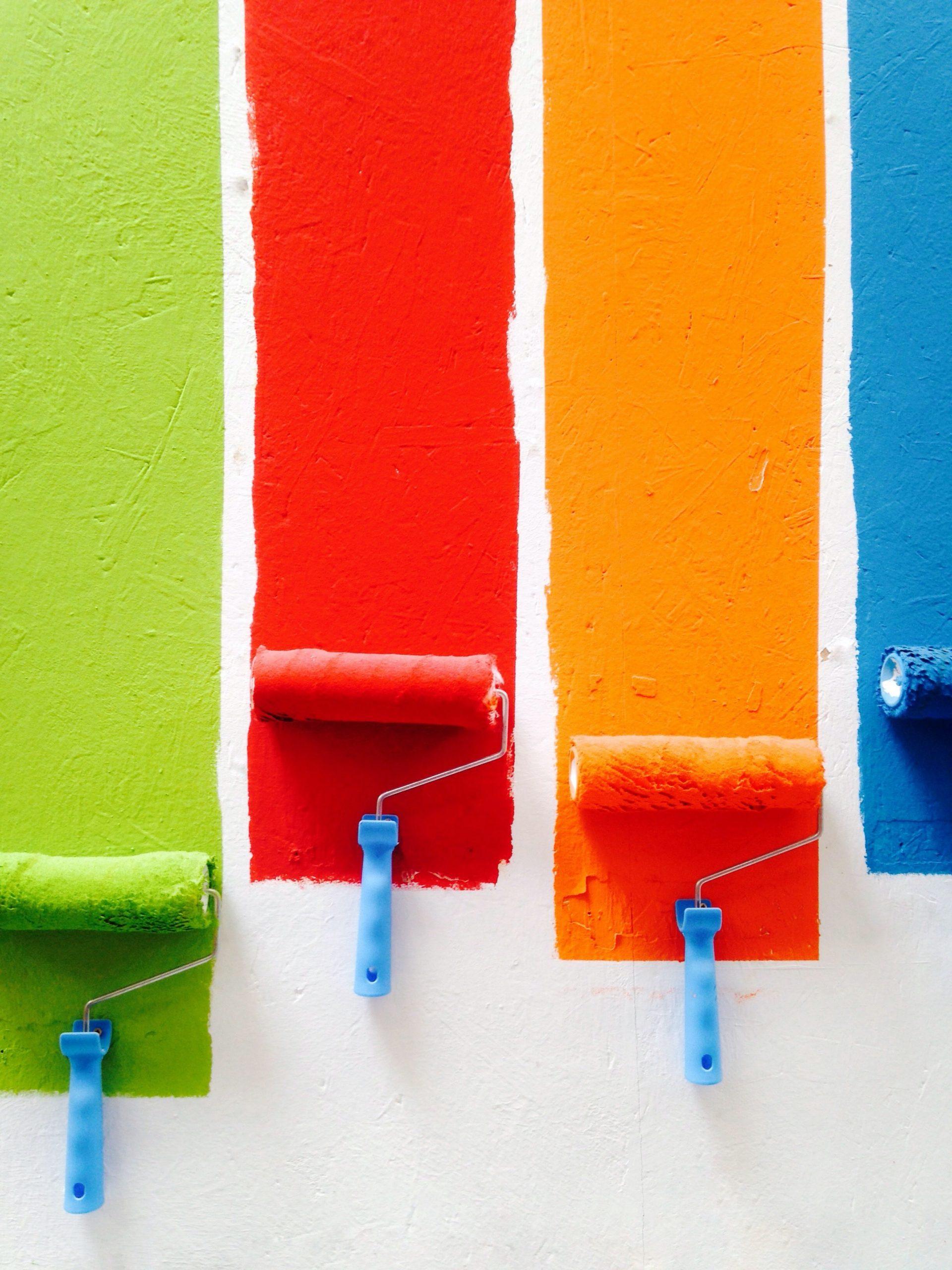 Elige una paleta de colores para toda tu casa